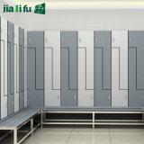 Jialifuのコンパクトの積層物のボードの更衣室のロッカー