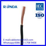 H07V-K flexibler Belüftung-elektrischer Draht 6 SQMM