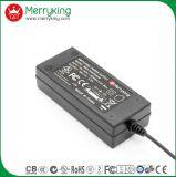 Adaptateur universel à alimentation électrique à commutation à fiche à cristaux liquides AC / DC de 72 W
