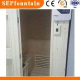 Stanza Burning elettrica di sauna del vapore del riscaldatore della stufa del vapore del cedro di sauna