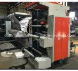 Impresora flexográfica para la impresora de la bolsa de plástico