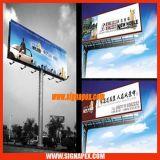 Impressão em PVC Digital Frontlit Flex Banner Solvente Inkjet Media (SF233M / 340g)
