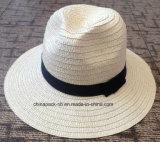 De vouwbare Kappen van de Hoeden van het Stro van het Document van Panama (CPA_60017)