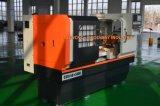 Cama inclinada de mecanizado horizontal Universal de torreta CNC Máquina Herramienta y Tck-6336 Tornos para cortar metal