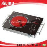 Sensor Ailipu CB / CE Single Touch Olla infrarrojos con aluminio de la cubierta (SM-DT212)