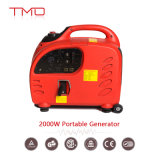 Home Camping Emergency 2000 Watts gerador de energia de backup portátil com duas saídas CA de 110V