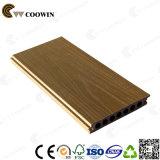 Coberta de assoalho composta plástica de madeira do Decking do pátio WPC