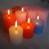 Высокое качество Белой Церкви при свечах в религиозной деятельности