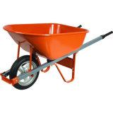 Alça quadrada Wheelbarrow agrícolas para a Austrália