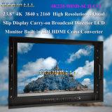 알루미늄 사례 23.8 인치 4k TFT LCD 모니터