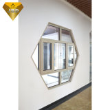 Di alluminio di vetro di ottimo rendimento scelgono Windows appeso con la vetratura doppia