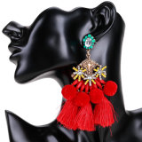 형식 보석 형식 귀걸이 술 귀걸이 다이아몬드 귀걸이 수지 귀걸이 Custome 보석
