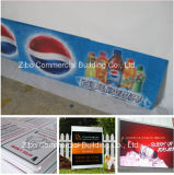 Жесткий ПВХ лист для рекламных знаков и пластиковый знак