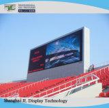 Visualizzazione di LED esterna esterna di colore completo della visualizzazione di LED di SMD HD P10 per fare pubblicità