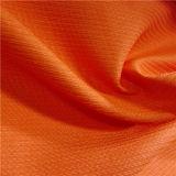 75Dによって編まれるあや織りの格子縞の平野の小切手のオックスフォードの屋外のジャカード100%年のポリエステルファブリック(E017D)
