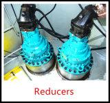 유압 레일을 설치하는 이동할 수 있는 포트 기중기