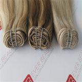 Les tissus de cheveux forment la trame brésilienne des cheveux humains