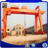 Grue de portique modèle d'entrepôt de poutre de magnésium double pour des ventes en gros