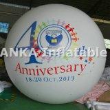 Balão promocional de PVC para propaganda inflável ao ar livre