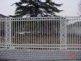 Zusammengebaute einfache installieren Garten-Zaun