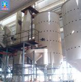 綿実またはヒマワリの種か大豆または菜種またはSeasameまたはピーナツまたは米糠オイルの処理機械
