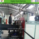 HDPEの二重壁の螺線形の波形の管の製造業機械
