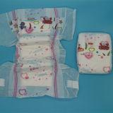 赤ん坊のための使い捨て可能な印刷された機能おむつのタイプ