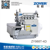 Zy Zoyer988T-4D 4 de la série Ex-Thread surjeteuse d'alimentation supérieure et inférieure
