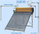 Теплообменник медных катушек солнечный водонагреватель