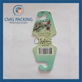 Tarjeta de la visualización del collar de la cartulina (CMG-088)