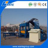 Machine van het Blok van de Stoeprand van de Machines Qt5-15 de Automatische 1000mm van Wante Holle aan Algerije