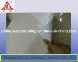 membrane imperméable à l'eau auto-adhésive Pré-Appliquée de HDPE d'épaisseur de 2.0mm