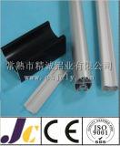 Perfis de alumínio personalizados da extrusão, perfis de alumínio expulsos (JC-W-10073)