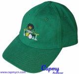 Material personalizado Plain Sport Cap Hat