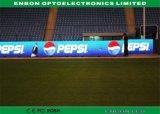 Schermo di perimetro P10 per gioco del calcio, pubblicità dello stadio