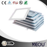 200mm 225mm 18W Round LED Panel Light 또는 Square LED Panel Light/LED Downlight 3-24W