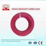 Cuivre simple ou fil électrique isolé par PVC de conducteur de CCA (BV/H07V-U)