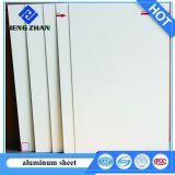 3003/3004 Kleur van de Dikte PE/PVDF 0.353.0mm bedekte het het GolfBlad/Comité van het Aluminium voor Dakwerk met een laag
