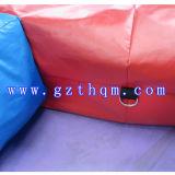 Qualitäts-niedriger Preis Belüftung-aufblasbare Bögen/aufblasbarer Bogen mit abnehmbarem Drucken