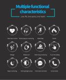 歩数計機能の防水水泳の使用のヘルスモニタリングのリスト・ストラップ