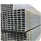 Tubazione d'acciaio rettangolare galvanizzata carbonio di ERW