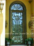 Роскошный дом использовать утюг вступления безопасности с датчиком дождя двери стекло