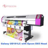 Универсальное Galaxy 1,8 м ПВХ экологически чистых растворителей принтер