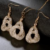 Nuevos accesorios de las mujeres del Rhinestone del diseño Wedding conjuntos de la joyería