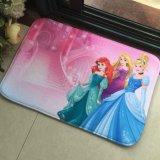 Disney Fama genehmigte anerkannte Isl revidierte gedruckte Kind-Kind-Kind-Baby-Badezimmer-Dusche-Bad-Fußboden-Matten-Wolldecke-Teppiche
