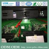 Piccolo circuito radiofonico stampato del circuito del giocatore di MP3 della scheda di deviazione standard del USB del circuito FM MP5