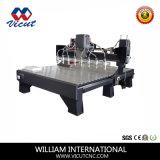 Grabador de trabajo de madera del CNC del ranurador del CNC de la máquina de la Multi-Pista del CNC
