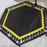 Hexagon-Trampoline mit Griff-Stab