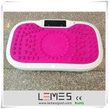 2015 alta calidad nuevo diseño de fitness Vibratoria Gimnasio Máquina masaje loco del ajuste