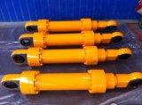 Сварные основания гидравлического цилиндра для тяжелого режима работы производства цемента линии вертикальные мельницы цилиндра